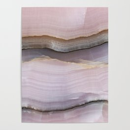PINK MARBLE Poster