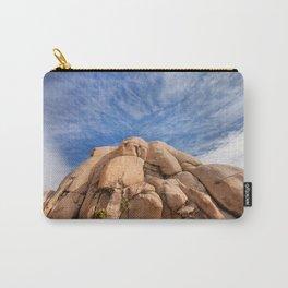Joshua Tree Rocks Carry-All Pouch