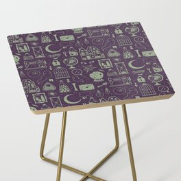 Haunted Attic: Phantom Side Table