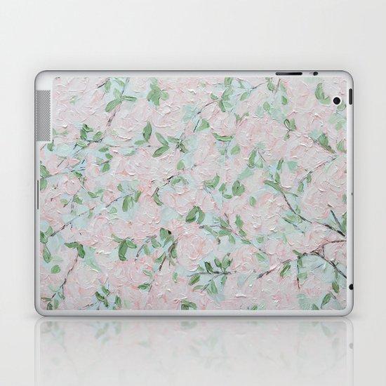 April Blooms Laptop & iPad Skin