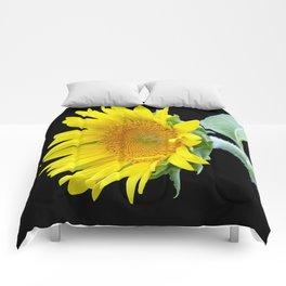Small Sunflower Comforters