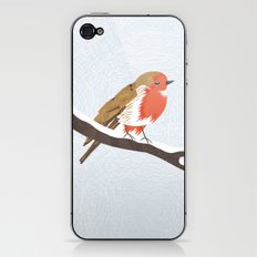 Robin. iPhone & iPod Skin