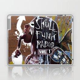 SKULL FUNK RADIO VOL. 1 Laptop & iPad Skin