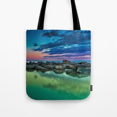 Ashbridges Bay Toronto Canada Sunrise No 12 Tote Bag