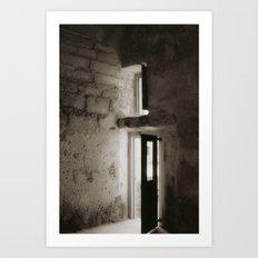 Inviting Glow Art Print