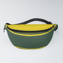 Racing inspired Fanny Pack
