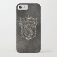 Slytherin House Slim Case iPhone 7