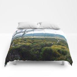 Cradle Mountain Boardwalk Comforters