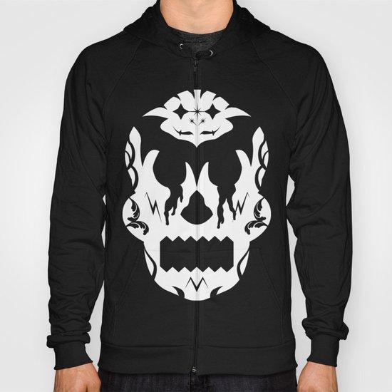 Bloodlust Skull Hoody