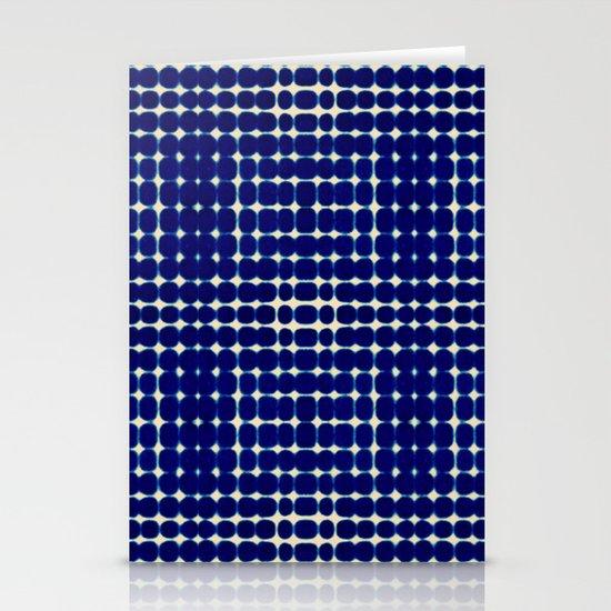 Deelder Blue Stationery Cards