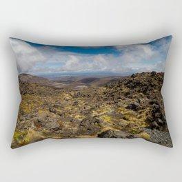 Tongariro National Park, NZ Rectangular Pillow