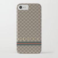 gucci iPhone & iPod Cases featuring Gucci Class by Goldflakes