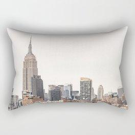 New York City View 2 Rectangular Pillow