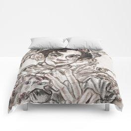 Christmas-yeol Comforters