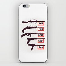 A Brief History of Non-Violence iPhone & iPod Skin