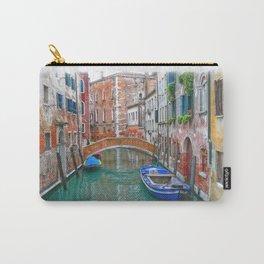 Venetian Idyll Carry-All Pouch