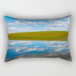 russian Windows Rectangular Pillow