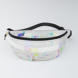 Basquiat Thesis Fanny Pack