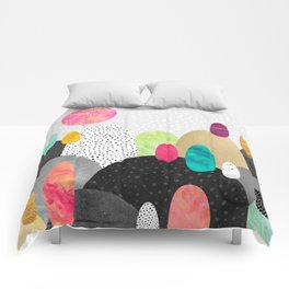 Little Land of Pebbles Comforters