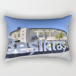 Besiktas JK Football Club Stadium Istanbul Rectangular Pillow