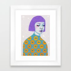 The Observer Framed Art Print