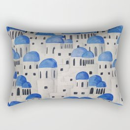 Santorini Rectangular Pillow