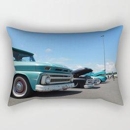 Vintage beauties Rectangular Pillow