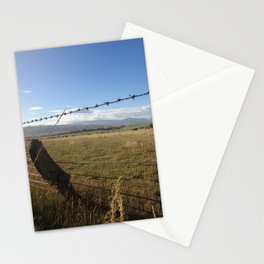 Wide Open #1 Stationery Cards