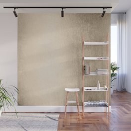 White Gold Sands Wall Mural