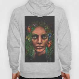 """One With Nature """"Rainforest"""" Hoody"""