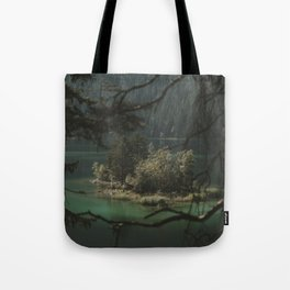 Framed by Nature - Landscape Photography Tote Bag