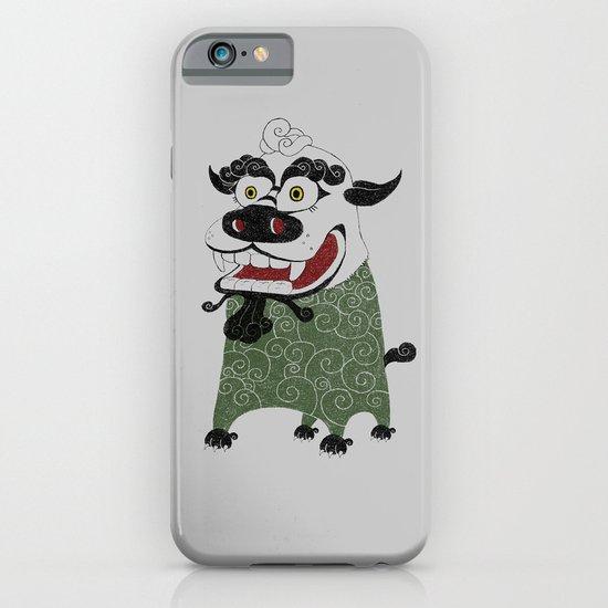 Shishi 獅 iPhone & iPod Case