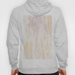 Liquid Rose Gold Marble Hoody