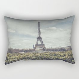 Eiffel Paris Rectangular Pillow