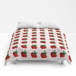 The Deceptive Apple Comforters