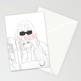 Anna Fashion Editor Stationery Cards
