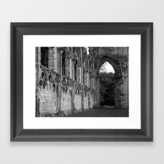 York #172 Framed Art Print