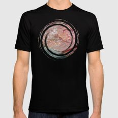 Pink Wonderland - JUSTART © Mens Fitted Tee MEDIUM Black