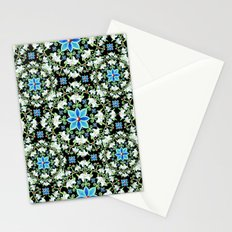 Beaux Arts Folkloric Lily Stationery Cards