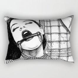 asc 755 - L'héritière texane (The Texaco girl) Rectangular Pillow