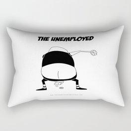 The Unemployed - Medioman Rectangular Pillow