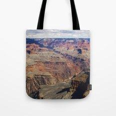 The Grand Canyon South Rim Tote Bag