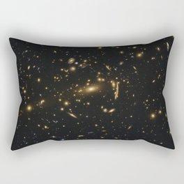 Galaxy cluster MACSJ1206 Rectangular Pillow