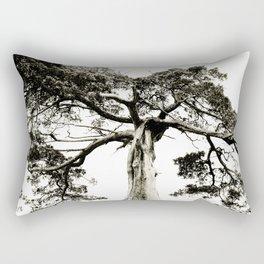 Crooked Tree Rectangular Pillow