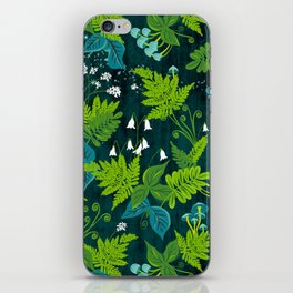 Magic Forest iPhone Skin