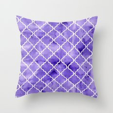 mini curvy tiles Throw Pillow