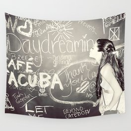 Day Dreamin' Wall Tapestry