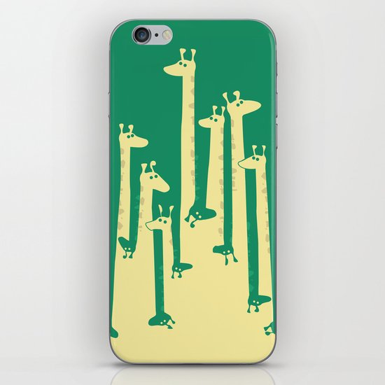 Such A Great Height iPhone & iPod Skin