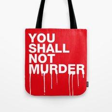 The Sixth Commandment Tote Bag