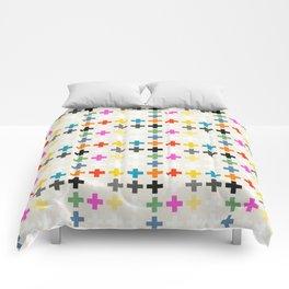 Cross Pattern Comforters